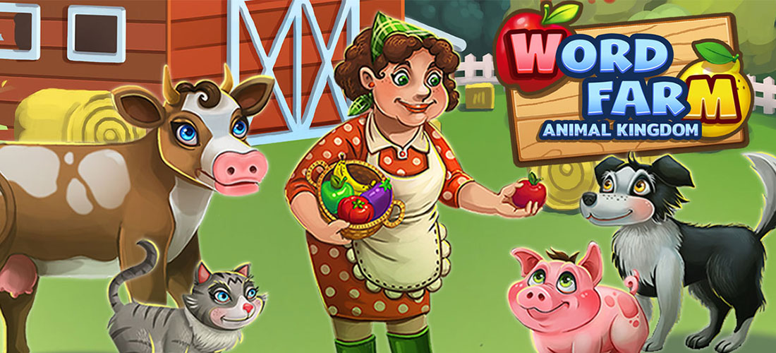 Word Farm: Animal Kingdom promotional image