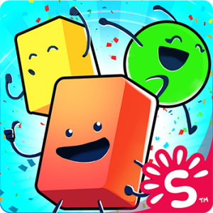 Super Happy Party app icon 350x350px