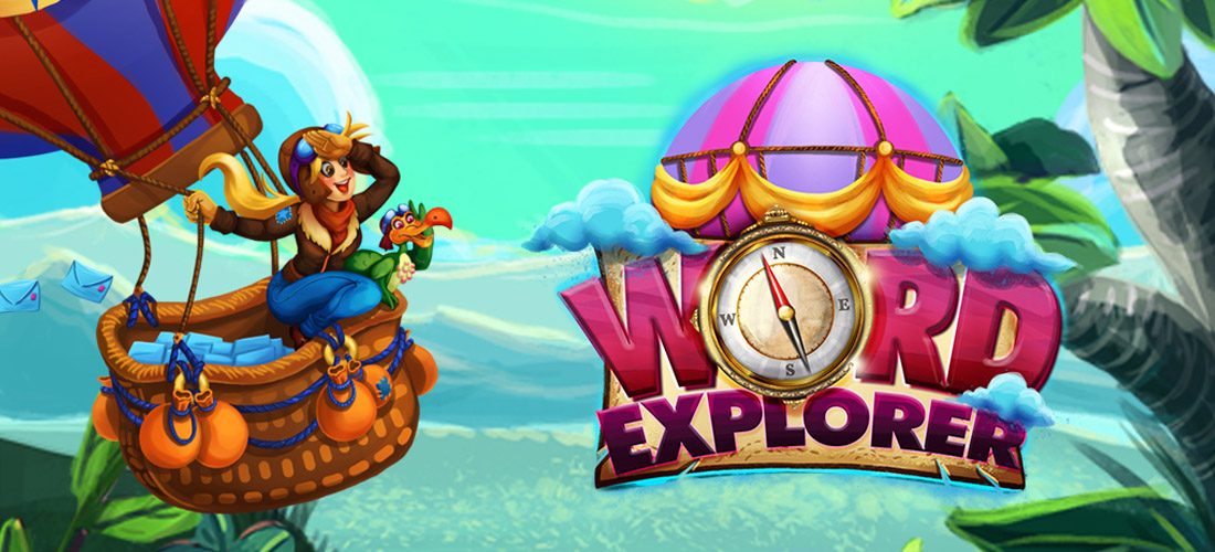 Word Explorer promotional image